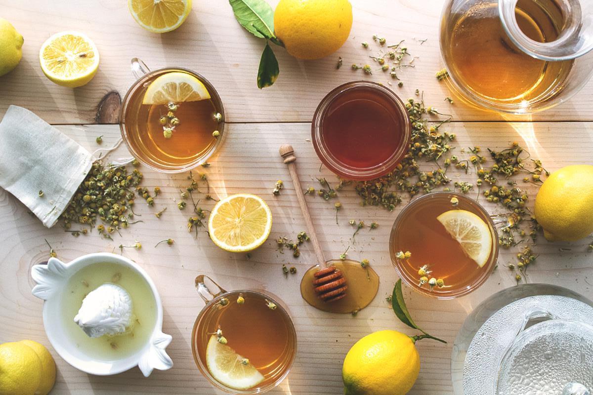 Nước chanh mật ong đơn giản và cực tốt