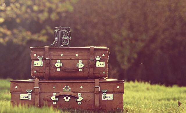 Bí mật trong chiếc vali của doanh nhân