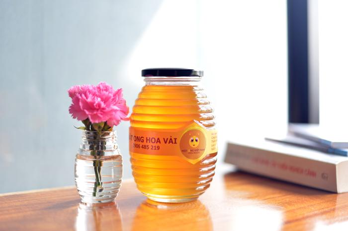 Litchi Honey hay tên tiếng việt là Mật Ong Hoa Vải