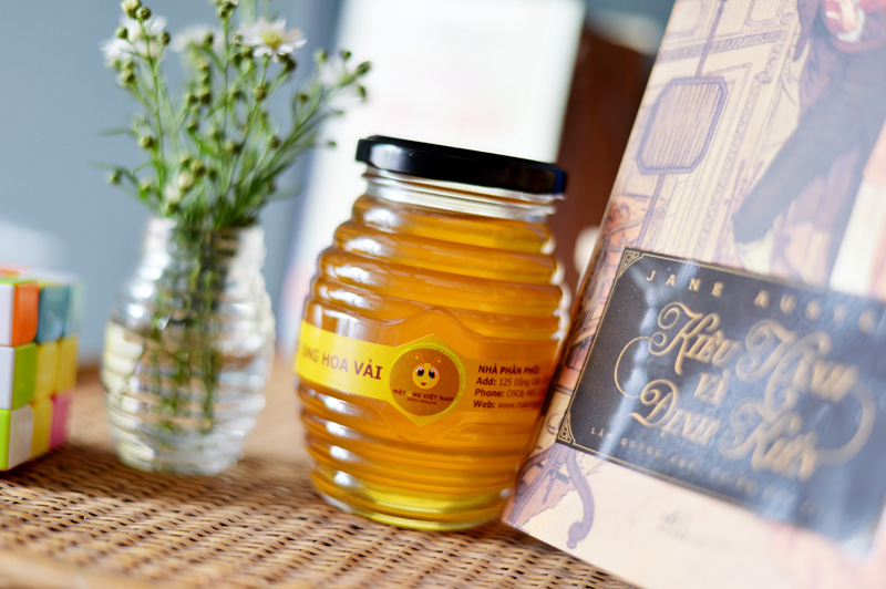 Litchi Honey [Mật Ong Hoa Vải]