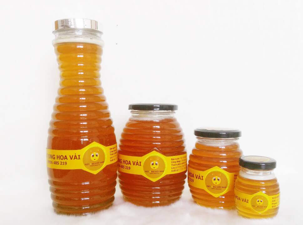 Mật ong hoa vải công dụng không phải ai cũng biết