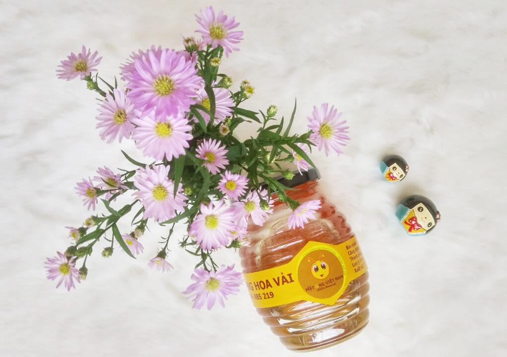 Mật ong hoa vải và 20 công dụng hữu ích nhất