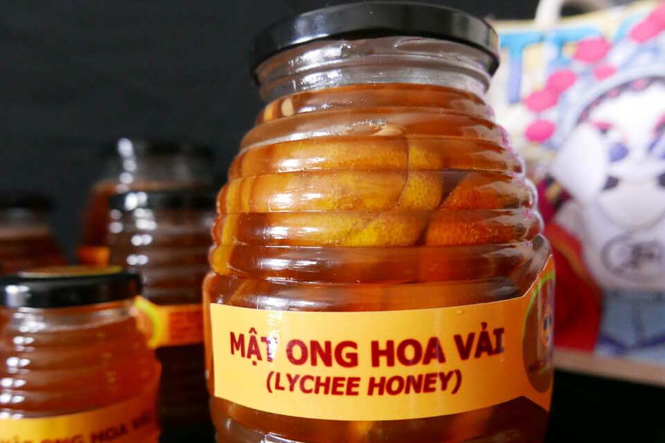Giá chanh đào ngâm mật ong?