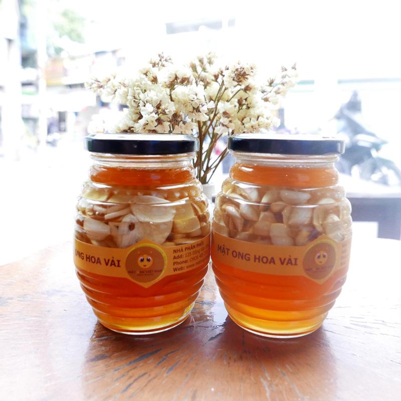 Tỏi ngâm mật ong hũ 350ml