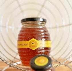 Mật ong hoa vải 350ml